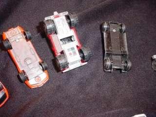 12 Classic 1970s 1980s Toy Racecars Cars Hot Wheels Mojorette