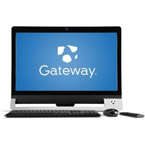 Gateway One ZX4971 UR10P All in One Desktop PC with Intel Pentium G630