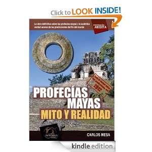 Profecias mayas (Investigacion Abierta) (Spanish Edition): Carlos Mesa