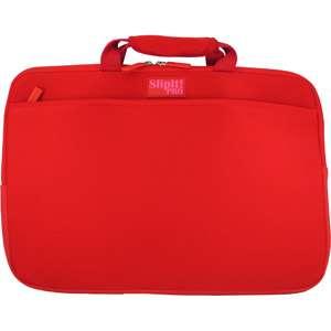 PC Treasures SlipIt 17.3 Neoprene Laptop Case, Red