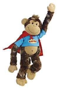 Cheeky Charlie Super Hero Monkey Chimp Kapow by Aurora