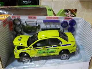 Ertl 2 Fast 2 Furious 2002 Mitsubishi Lancer Evo VII 118 KIT Rariat