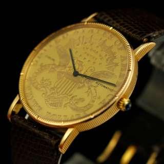 IWC SCHAFFHAUSEN 18K SOLID PINK GOLD CAL 89 35mm MENS SIZE