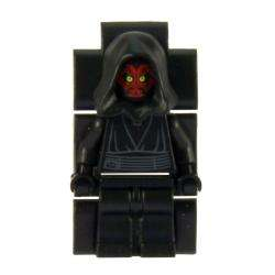 LEGO Star Wars Childrens Darth Maul Mini Figure Link Watch