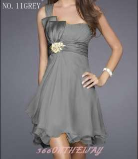 Womens Formal Party Evening Bridesmaid Cocktail Dress 12color LF01