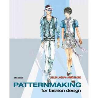 Patternmaking for Fashion Design [With DVD ROM], Joseph