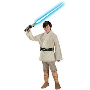com Star Wars Deluxe Luke Skywalker Child Small Costume Toys & Games