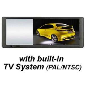 GOLDEN   NEW 7 LCD Car Rear View Mirror Monitor for DVD