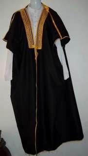 Arabian Islamic Bish hobe houb Jubba, Sheik Dress Cloak Imam Islam