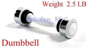 G1951 Shake Weight 2.5LB Dumbbell Women Pulsating Sport
