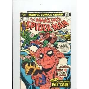 The Amazing Spider Man 150 Marvel Comics Group Books