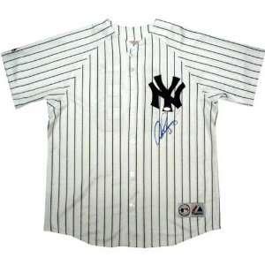 Alex Rodriguez New York Yankees Autographed Home Replica