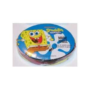 Spongebob Squarepants Magic Towel   Just Add Water! Home & Kitchen