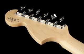 2007 Fender Custom Shop 69 Stratocaster NOS Electric Guitar Black