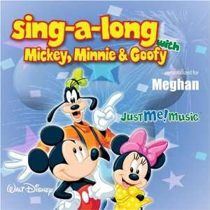 Sing Along with Mickey, Minnie and Goofy Meghan (MAY gun) Minnie