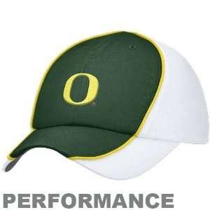Nike Oregon Ducks Ladies White Green Feather Light