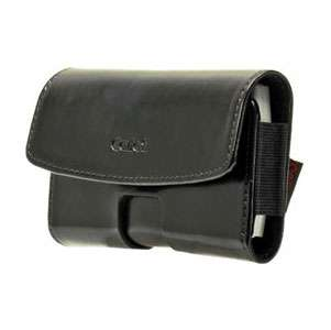 Iphone 4 4G 4th New Ultra Fine Genuine Leather Case Clip Holder Belt