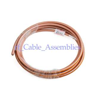 RF Coaxial cable M17/60 RG142 /30 feet