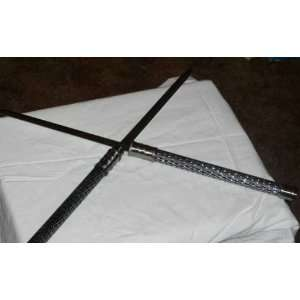 Double Blade Knife Baton: Sports & Outdoors