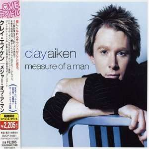 Measure of a Man Clay Aiken Music