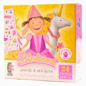 Pinkalicious A Unicorn is a Girls Best Friend Puzzle