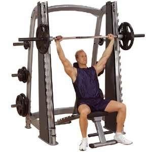 nautilus smith weight machine
