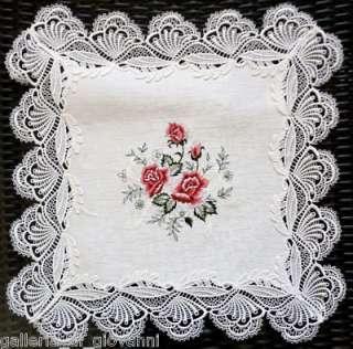 Maggie's Crochet   Free Lace Cross Pattern