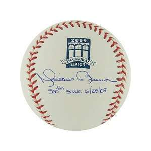 Steiner Sports New York Yankees Mariano Rivera Autographed 500 Saves