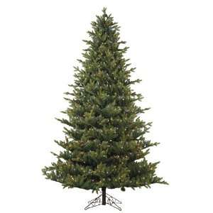 Oregon Pine Artificial Christmas Tree with Multi Colored Lights Home