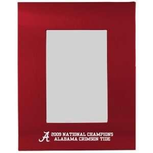 Alabama Crimson Tide 2009 BCS National Champions Crimson 3 x 5