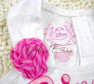 Girls Baby Size 2 3 4 5 Disney Princess Fairy Costume Dress Chiffon