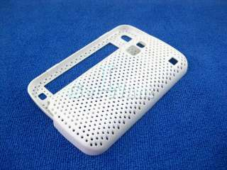 New Plastic Hole Skin Protector Cover Case For NOKIA C6 00