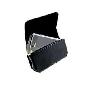 iTALKonline Side Pouch Case with Belt Loop for LG KE970