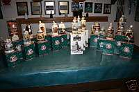 BUDWEISER COLL.CLUB COMPLETE SET OF 16 1995 2000 NIB