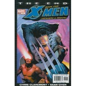 X Men the End Book 1 Dreamers and Demons (2004) #1 Books