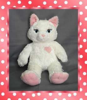 Meowing BUILD a BEAR SASSY CAT KITTEN Plush SOUND