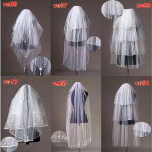 Styles Tull WHITE/IVORY MANTILLA Bridal Wedding Veils