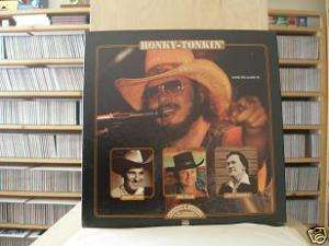 COUNTRY & WESTERN CLASSICS   HONKY TONKIN TIME LIFE |