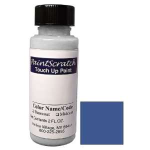 com 2 Oz. Bottle of Monte Carlo Blue Metallic Touch Up Paint for 2011