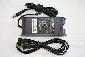 DELL 19.5 Volt 3.34 Amp 65 Watt laptop power supply AC power cord