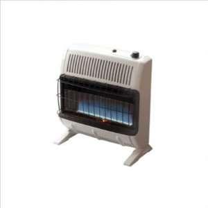Mr Heater Vent Free Propane Garage Heater, 30,000 BTU/Hr