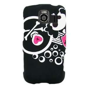 DEATH & LOVE Design Faceplate Cover Sleeve Case for LG LS670 OPTIMUS S