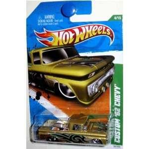 Wheels Treasure Hunts 11 Custom 62 Chevy 4/15 164 Scale Die Cast