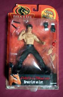 This is action figure from Play Along. Bruce Lee as Lee in Enter the