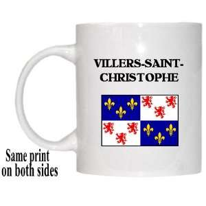 : Picardie (Picardy), VILLERS SAINT CHRISTOPHE Mug: Everything Else