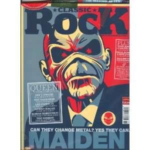 Classic Rock Magazine # 159 Various Books
