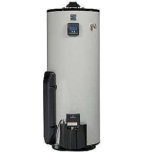 40 gal. Gas Water Heater  Kenmore Elite Appliances Water Heaters