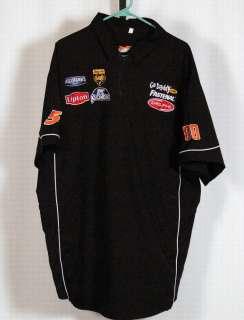 Dale Earnhardt Jr Danica Patrick Go Daddy NASCAR Race Used Pit Crew