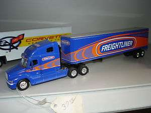 Liberty Classic Freightliner Tractor Trailer Limited Edition SN10282