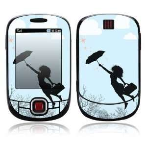 Modern Super Woman Design Protective Skin Decal Sticker